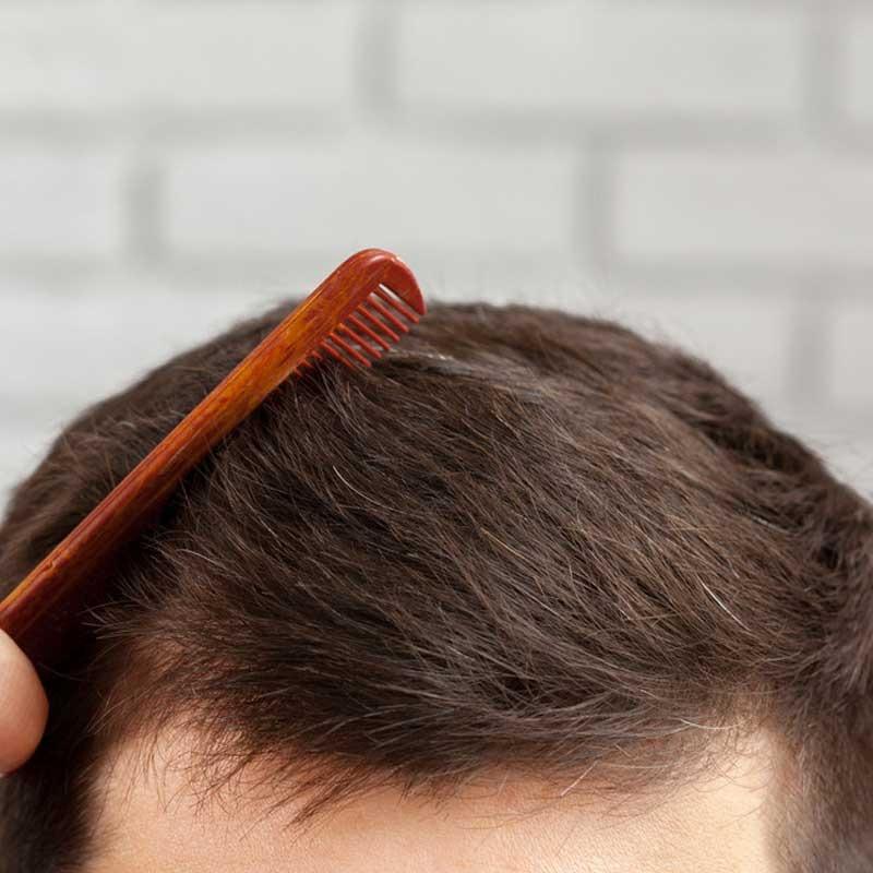Trattamento per capelli Safir 18 – Sapphire Hair Technique7